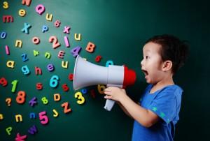 llenguatge infantil
